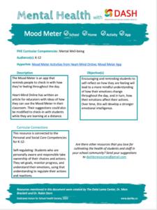 Mood Meter image