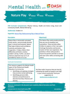 Nature Play Activity image