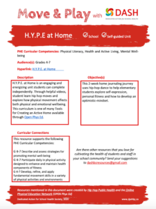 H.Y.P.E at Home image