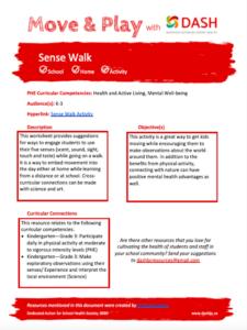 Sense Walk image