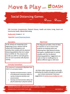 Social Distancing Games image