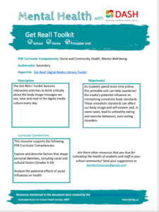 Get REAL! Digital Media Literacy Toolkit image
