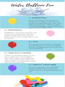 Water Balloon Fun image