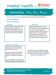 Cyberbullying image