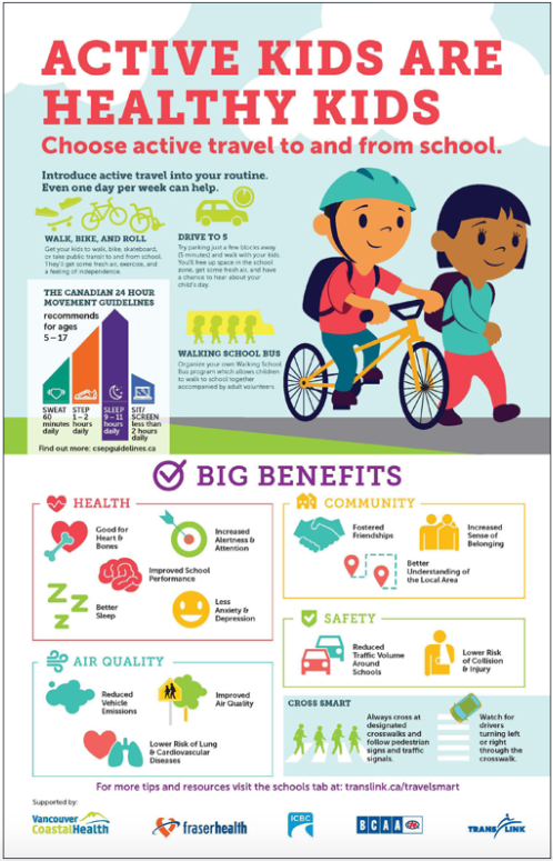 Active Kids Are Healthy Kids image