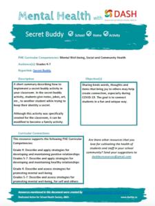 Secret Buddy image