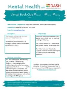 Virtual Book Club image