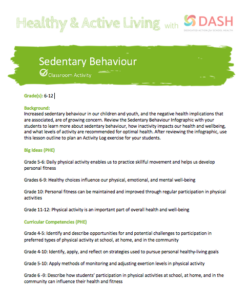 Sedentary Behaviour: Why it's important to keep moving! image